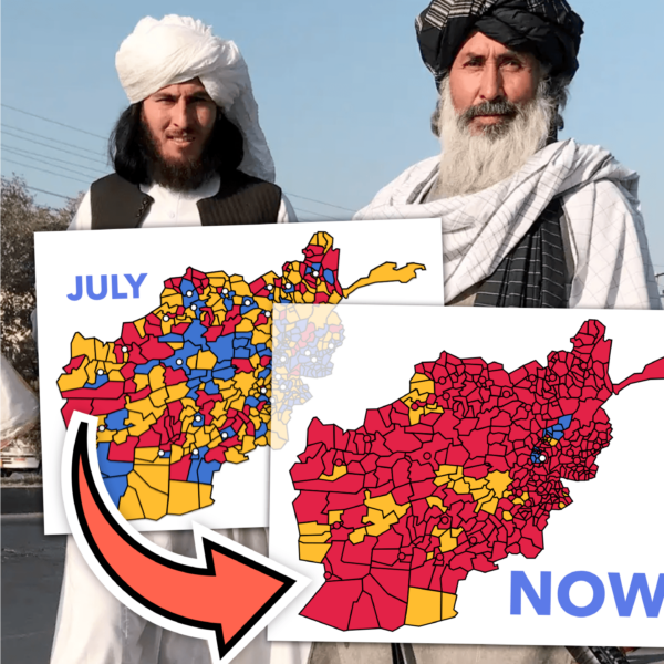 Taliban Takeover Explained: The Week Where Afghanistan Fell