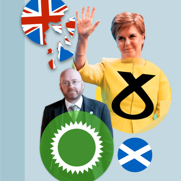 The SNP & Greens Team Up: Is Independence Now Inevitable?