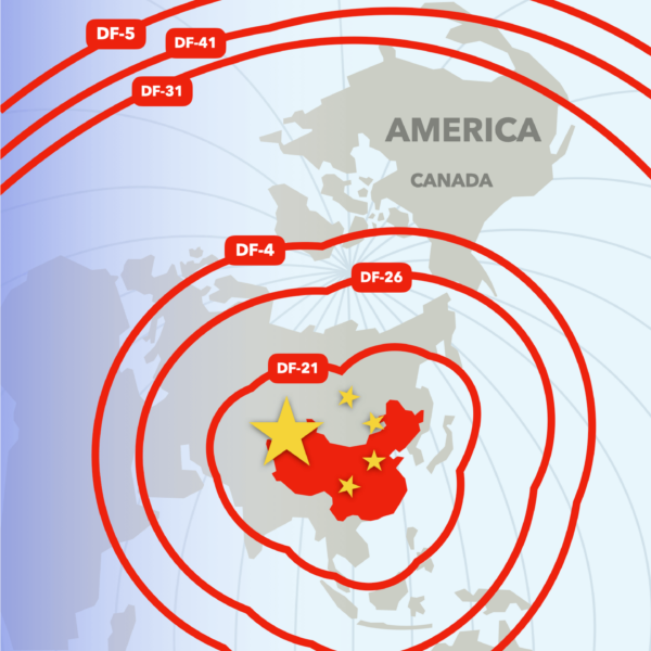 China's Expanding Nuclear Weapons Arsenal Explained