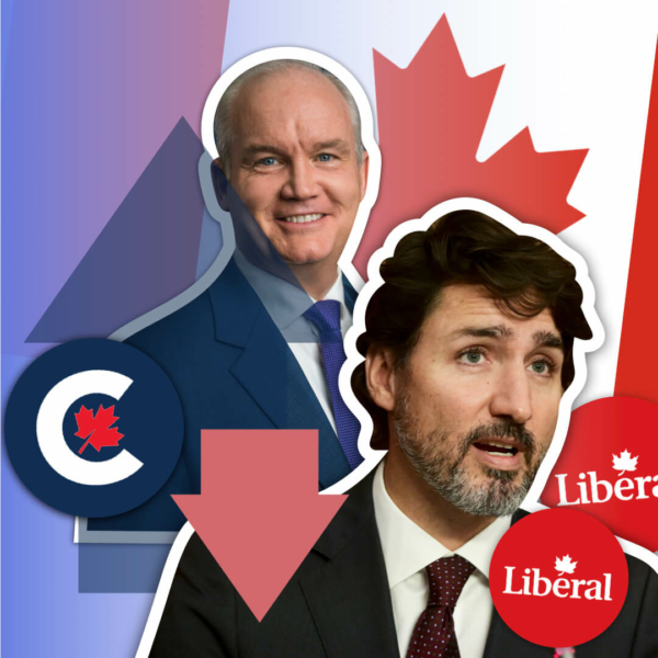 Canadian Election: Could O'Toole's Conservative's Beat Trudeau's Liberals?