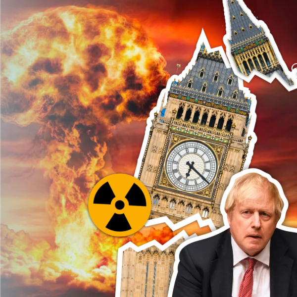 Britain's Secret Nuclear Plans (and Bunker): What Happens if the UK Gets Nuked?