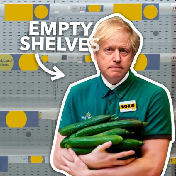Empty Shelves & HGV Driver Shortages: Brexit 8 Months On