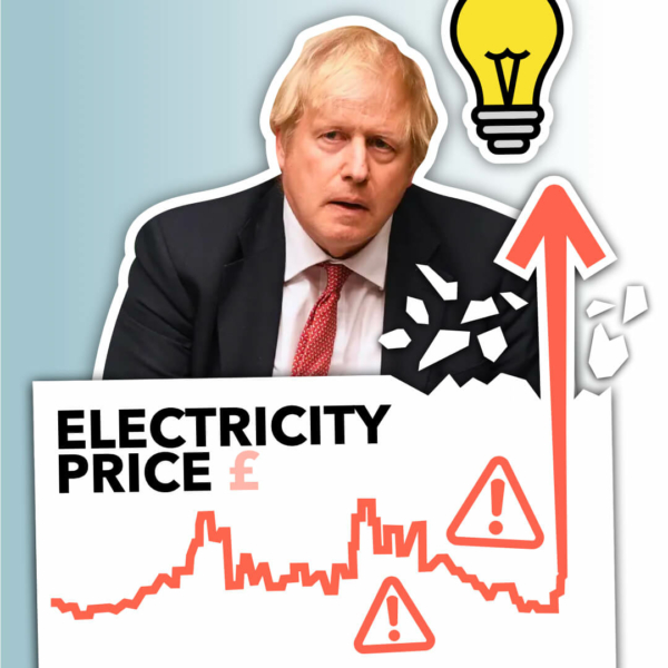Why Britain's Electricity Price Increased by 3000%
