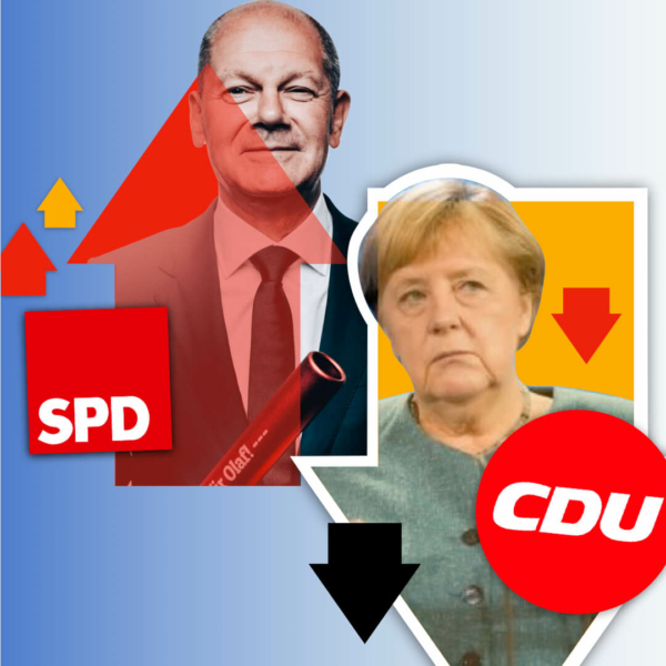 Germany Election Update: The Rise of the Left (SPD) and the Fall of the CDU