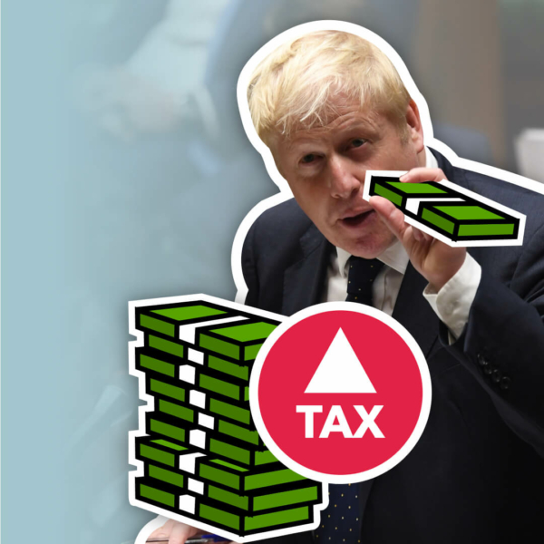 Is Johnson's Tax Rise Hurting Young People? The National Insurance Rise Explained